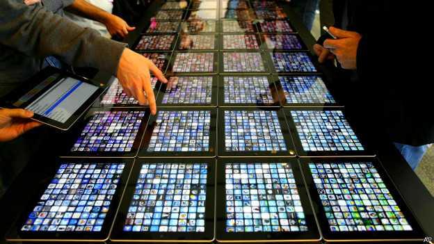 Las APP, son las aplicaciones que se instalan en los celulares con sistemas operativos como Android o Windows Phone (FOTO INTERNET)