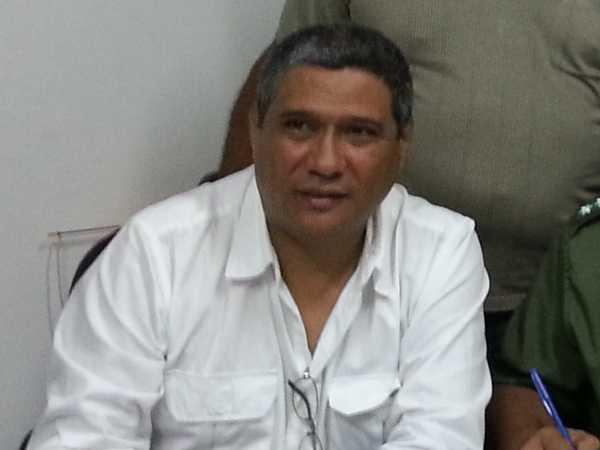 Cap. Franz Vargas - Responsable de Proyecto Ciudad Segura 911