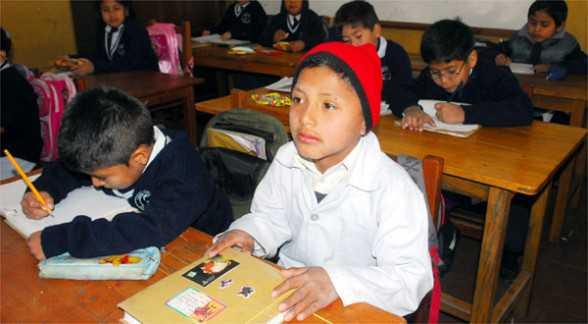 El lunes 3 de febrero inician las labores educativas (FOTO INTERNET)