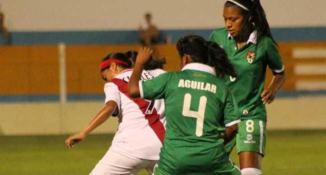 Selección Boliviana Femenina de Futbol Sub-20 (FOTO EL DEBER)