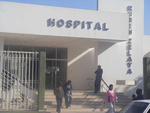 Hospital Rubén Zelaya
