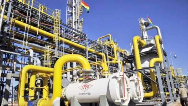 La provincia Cercado del Departamento de Tarija, podría convertirse en productora de gas.