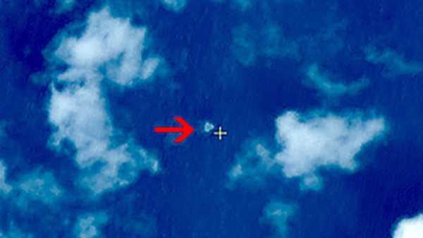 avion perdido