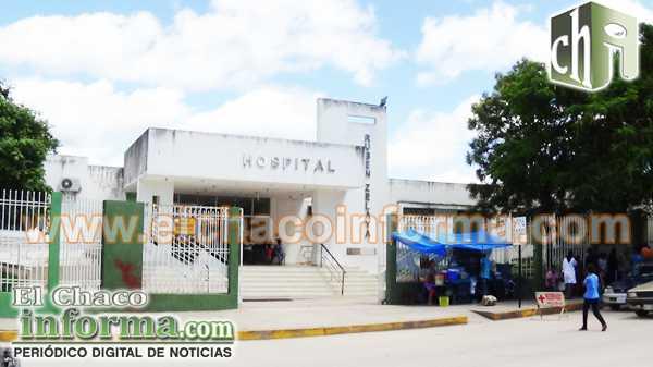Hospital Rubén Zelaya de la ciudad de Yacuiba