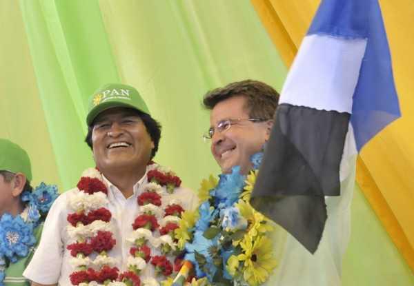 Se resquebraja la alianza MAS-PAN? (FOTO: EL PAÍS)