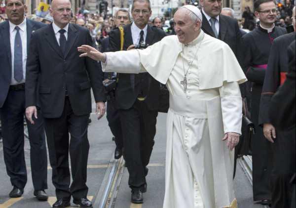 Papa Francisco I (FOTO: INTERNET)