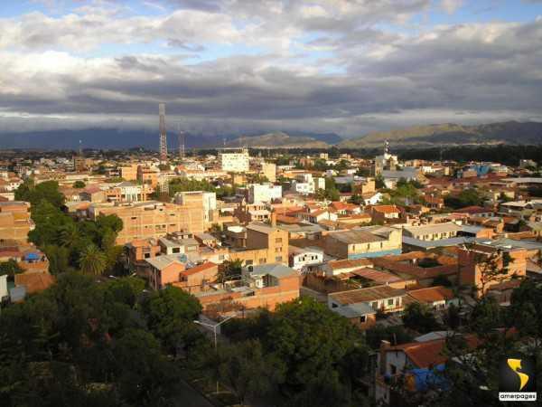 Ciudad de Bermejo (FOTO: INTERNET)