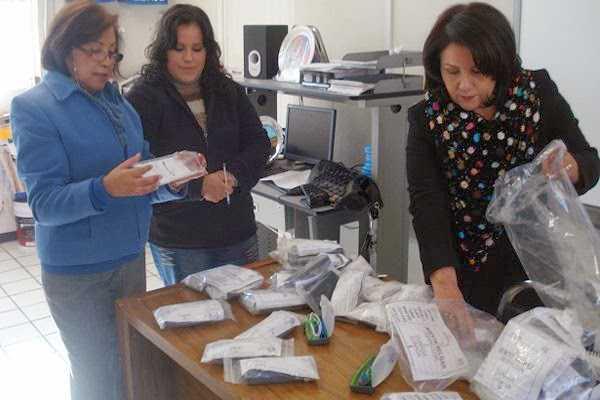 la dotación de lentes es de forma gratuita en la totalidad de las provincias del Departamento de Tarija.