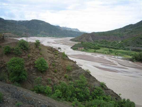 Río Pilomayo (FOTO: INTERNET)
