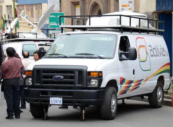 Las autoridades gubernamentales desmintieron el sábado la versión de que el mandatario boliviano, Evo Morales, sufrió un accidente.