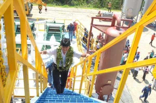 El pozo San Miguel X1 está localizado en un área tradicionalmente hidrocarburífera tomando en cuenta que en la zona existen campos productores como Kanata, Carrasco y Bulo Bulo.