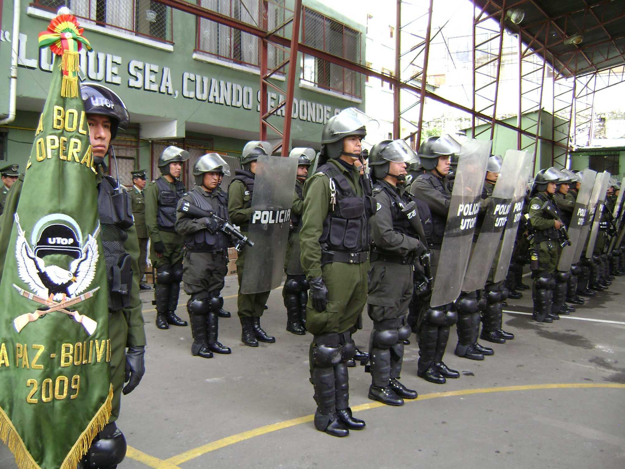 La polic a aprehende a personas en el pa s el for Ministerio policia nacional