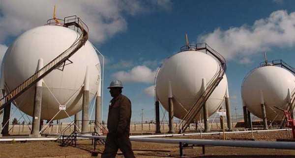 La venta de gas natural hasta agosto de 2014 ha generado 4.203,6 millones de dólares. (FOTO: INTERNET)