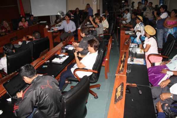 Al menos 30 leyes no se estaría ejecutando según la asambleista Sara Cuevas.