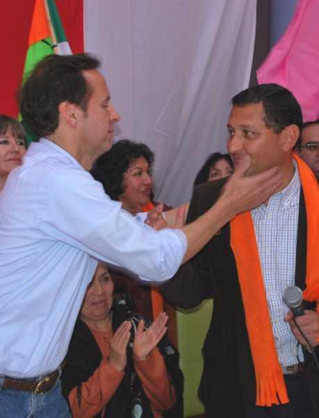 Para muchos está claro que Montes va a postular a la Gobernación, pero la autoridad aún evita confirmar tal situación. (FOTO: EL PAÍS EN)