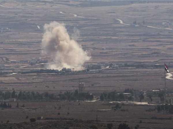Los primeros ataques de EEUU y sus aliados contra las posiciones del EI en Siria. (FOTO: INTERNET)