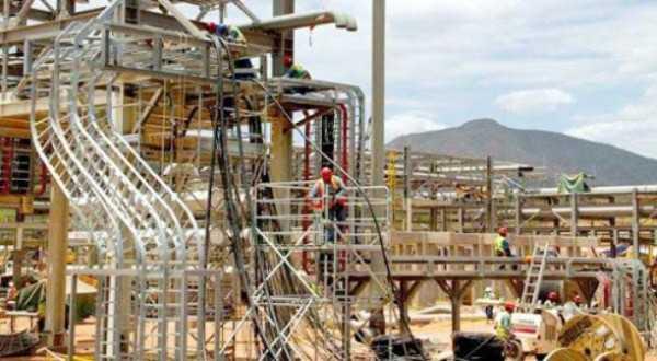 La planta es la mayor obra de ingeniería abordada por Bolivia, con más de 634 millones de dólares de inversión.