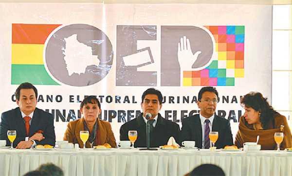 Los Partidos y Agrupaciones políticas dispondrán de más tiempo para publicidad electoral.