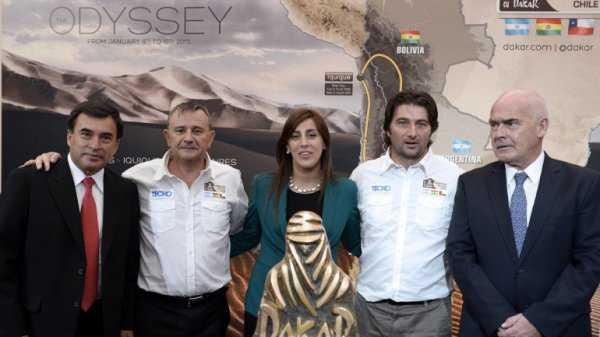 En el Rally Dakar 2015 Bolivia es parte de la ruta para la competencia tanto de motos como de autos.