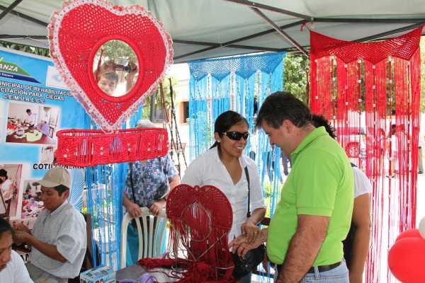 El Centro Municipal de Rehabilitación y Capacitación de Personas Ciegas celebró su segundo aniversario.