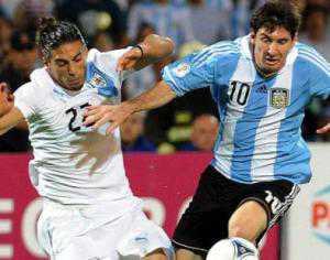 El astro argentino, estará presente en la copa América Chile 2015.