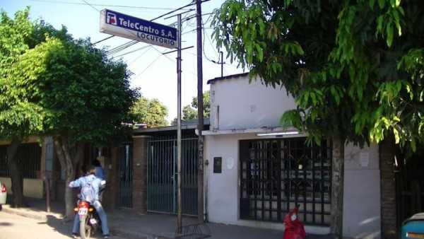Asaltaron un punto de cobranzas Rapipago en Tartagal, Argentina.