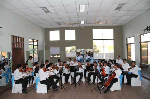 Orquesta Municipal de Cuerdas Yacuiba.