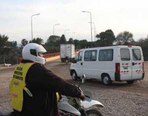 Las cámaras de seguridad ayudaron a que la policía, evitara que una mujer se quitara la vida.