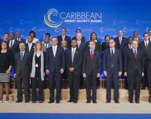 A la cumbre organizada por el gobierno de EE.UU. asistieron la mayoría de países caribeños y organismos internacionales. (Foto: BBC)