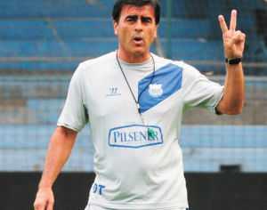 Gustavo Domingo Quinteros, nuevo estratega de la selección ecuatoriana.
