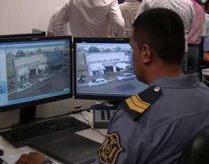 Los recientes hechos delictivos, ponen en duda el centro de monitoreo de la ciudad de Tartagal. (Foto: El Tribuno)