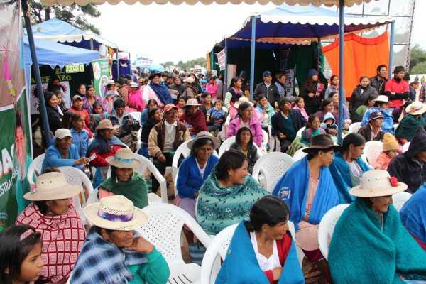 Ferias de salud realizadas por la Sub Gobernación en la gestión pasada.