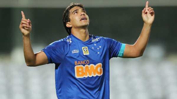 Marcelo Moreno Martins, continuará su carrera en el fútbol chino.