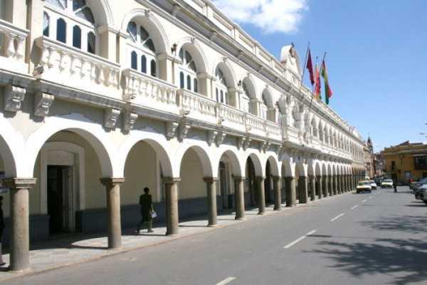 Gobernación del Departamento de Oruro.