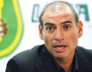 Claudio Cacior, ex técnico de las selecciones nacionales menores. (Foto: La Razón)
