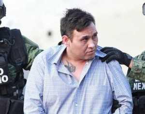 Militares custodian al líder de Los Zetas, Omar Treviño Morales, detenido en Nuevo León, México./EFE