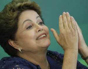 Problemas. El escándalo en Petrobras complica la gestión de la presidenta Dilma Rousseff. AP