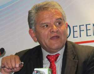 Rolando Villena, defensor del Pueblo.