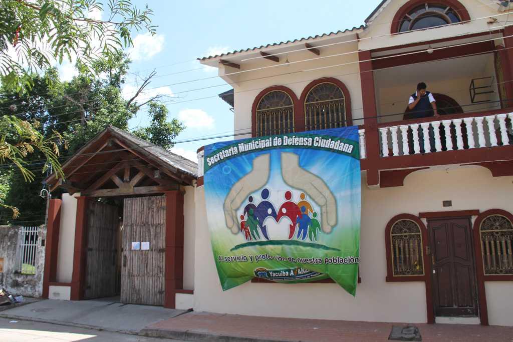 Slim yacuiba presta servicios a la poblaci n en nuevos for Oficina de empleo santa eugenia