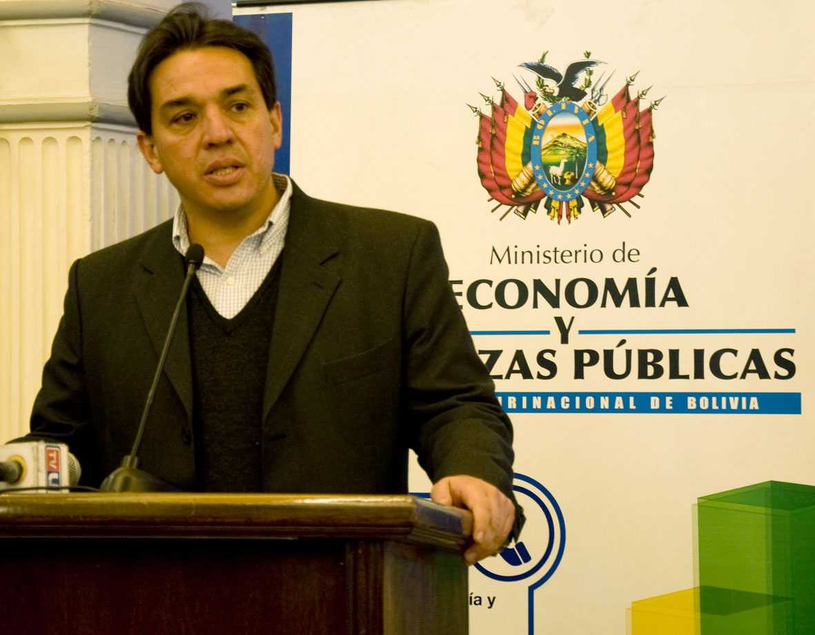 Mario Guillén, viceministro de Pensiones y Servicios Financieros.