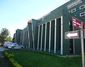 Comando de Frontera Policial de Villa Montes. (Foto: El Chaqueño)
