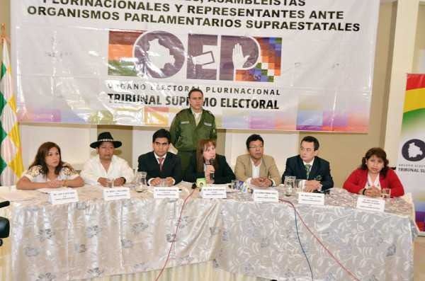 El Tribunal Supremo Electoral (TSE) se queda sin vocales. (Foto: cambio.bo)