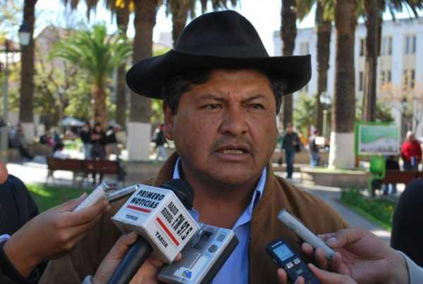 Luis Alfaro Arias, dirigente campesino y excandidato a Gobernador. (Foto: Ahora Digital)