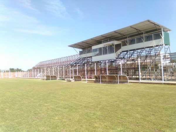 Estadio Federico Ibarra, sede de los compromisos de local de Petrolero del Chaco. (Foto: El Chaqueño)