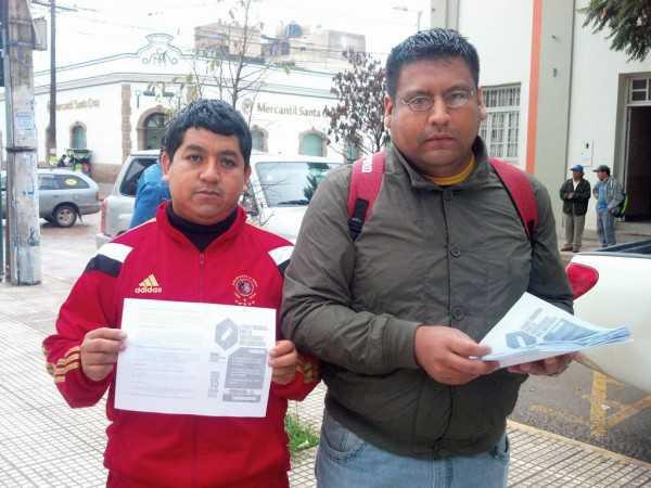 Organizadores del primer foro debate por la universidad propia del Chaco. (Foto: El Chaqueño)