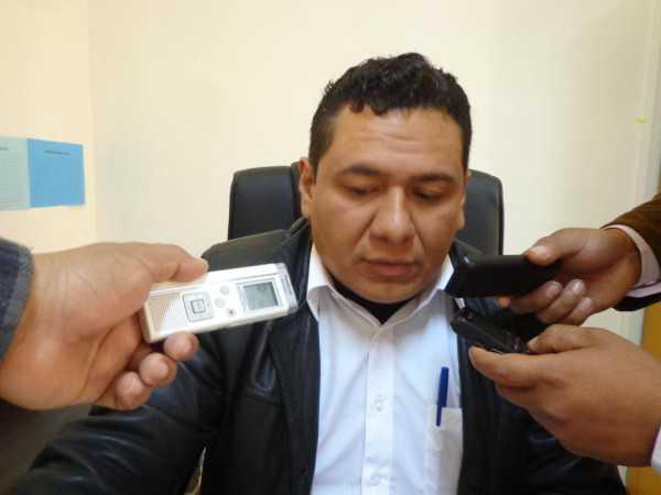 Raimod Sánchez, responsable de la Secretaria de desarrollo productivo. (Foto: El Chaqueño)