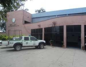 Edificio de la FELCC en Yacuiba. (Foto: El Chaqueño)