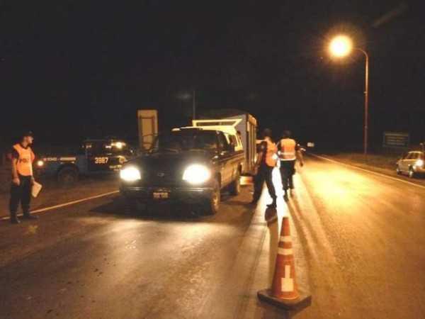 El operativo se realizó en la Av. San Martin, altura de la Unidad Educativa Mariscal Sucre. (Foto referencial)