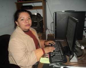 Fiscal de Materia III, Carla Salazar Añazgo. (Foto: El Chaqueño)