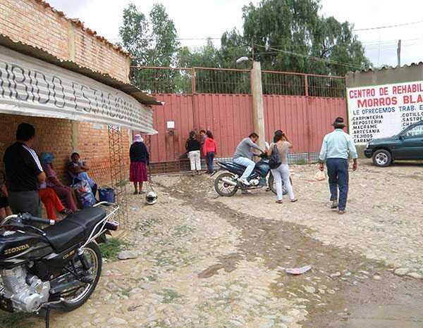 262 reclusos entre hombres y mujeres guardan detención preventiva en el Penal de Morros Blancos. (Foto eldiario.net)